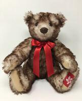 STEIFF HARMONY BEAR 35cm Mohair Leather Nose EAN 652615 RARE Asian Exclusive