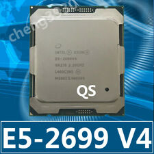 Intel Xeon E5-2699 v4 QS SR2JS PROCESSOR LGA 2011-3 2.2GHz 22 Core CPU Processor