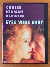 Eyes Wide Shut (Dvd, 2000) Stanley Kubrick - Like New Condition