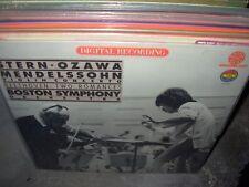 STERN / OZAWA / MENDELSSOHN / BEETHOVEN violin / romances ( classical ) PROMO