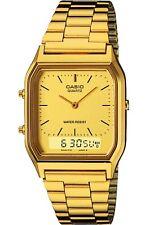 Casio Mens Combi Watch Gold AQ-230GA-9DMQYES