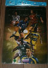 1998 PUZZLE SHEET Football Soccer ANDRIY SHEVCHENKO Parma Inter Juventus RARE