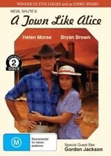 A TOWN LIKE ALICE - TV MINI SERIES - BRYAN BROWN - ALL REGION FREE LOCAL POST