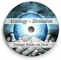 Rare Books Astrology Divination Tarot Card Palmistry Psychic Numerology  DVD 18