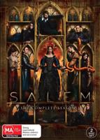 SALEM - COMPLETE SEASON 3   - DVD - UK Compatible