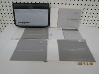 2007 Nissan Maxima Owners Manual Set         FREE SHIPPING