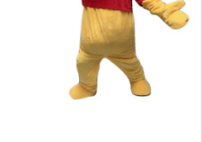 Winnie the Pooh SHOES Adult Mascot Costume Halloween Birthday Disney Boy Party