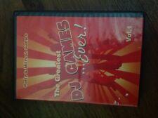 Sid Vanderpool - The Greatest DJ Games Ever (DVD)