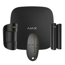 KIT ANTIFURTO ALLARME CASA AJAX WIRELESS SENZA FILI PROFESSIONALE GSM LAN APP 4G