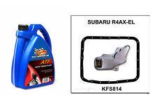 Transgold Transmission Kit KFS814 With Oil For IMPREZA GEN1 GC GF