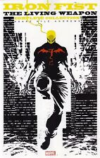 Iron Fist The Living Weapon Complete Collection Softcover Graphic Novel