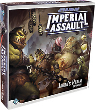 Star Wars Imperial Assault Jabbas Realm Campaign New & Sealed