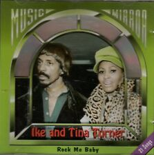 Ike & Tina Turner - Rock Me Baby - CD