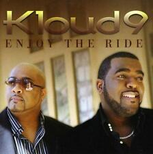 KLOUD9 - ENJOY THE RIDE (NEW & SEALED) Soul R&B #5019245413259