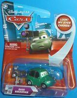 2010 Disney Pixar Cars Look! My Eyes Change Dash Boardman #137 NEW VHTF