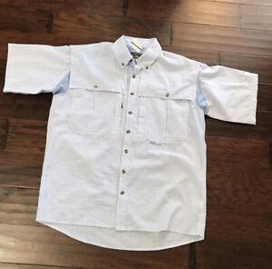 Drake Men's Hunting/Fishing SS Shirt Sz. Small NEW 117033309