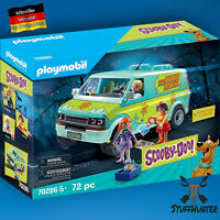 Playmobil Scooby Doo 70286 Mystery Maschine Spielzeug Auto Lichteffekt * Neu OVP