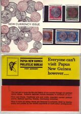 Papua New Guinea New Currency Issue Presentation Pack SG 281-5