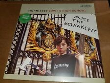 "Morrissey - Low In High School Indie Exclusive Green 12"" Vinyl Preorder"