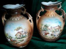 Two lovely unbranded vases.