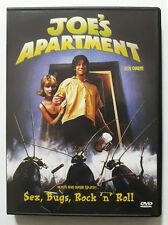 Joe's Apartment (1996 - John Payson, Jerry O'Connell, Megan Ward)  DVD NEW
