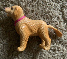 Barbie Doll Dog Mattel Pet Animal Wind-Up Tail Moving Legs