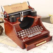 Violet Evergarden Typewriter Music Box Anime Cosplay Prop Decor Birthday Gift