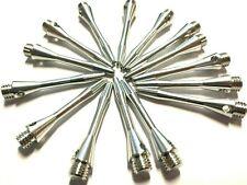 Aluminium Dart Shafts 1/4 Inch Thread to fit old style 1/4 thread Darts - 5 sets