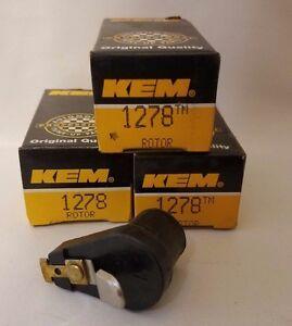 Lot of 3 KEM 1278 Rotor NEW