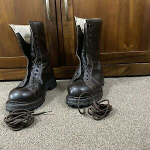 Obuv Special Bardejov/special Footwear From Bardejov.Work/hiking Boots Size 41