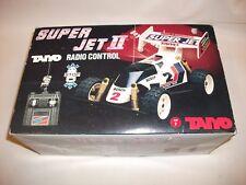 Rare Vintage Taiyo RC Car New Old Stock ~ Super Jet 2 II ~ Radio Control