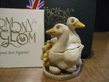 Harmony Kingdom I SIGNORI DEL LAGO ANATRE FIGURINA scatola fatta in UK