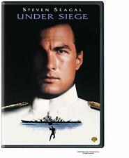 Under Siege (Widescreen) (DVD 1992) Brand New Sealed Steven Seagal Rated R WB R1