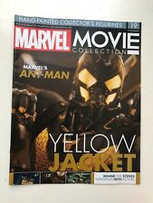 MARVEL MOVIE COLLECTION ISSUE 19 YELLOW JACKET EAGLEMOSS FIGURE MAGAZINE ONLY