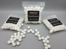 Homewreker Busting Ball .50cal Solid Nylon Paintballs Less Lethal Kinetic Impact