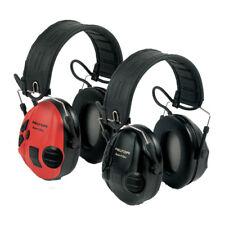 Peltor SportTac Electronic Ear Defender Shooting Hunting Red Black FAST Delivery