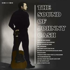 Johnny Cash - The Sound Of Johnny Cash VINYL LP