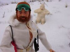 Vintage Gi Joe Abominable Snow Man Set from Sears