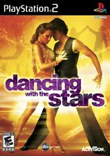 Dancing with the Stars (Game only) PS2 New Playstation 2