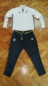 Germany Soccer Tracksuit DFB Adidas Deutschland Football Top Pants Training Suit