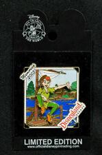 Disney Peter Pan Memories 2005 Tom Swayer Island Le Pin