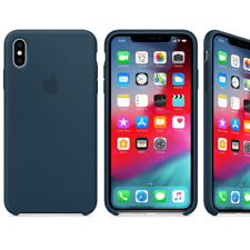 For Apple iPhone 5 5S SE XS Max XR 7 8Plus Soft Silicone OEM Original Case Cover