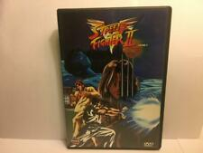 Street Fighter II V - DVD Vol. 4 (DVD, 2001)Manga Dvd