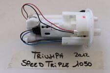 pompa carburante triumph speed triple 1050 Benzin-pumpe Fuel Pump Kraftstoffpump