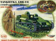 MirageHobby Tankieta AMR-UE Citroen Renault Modell-Bausatz 1:35 NEU OVP Tank kit