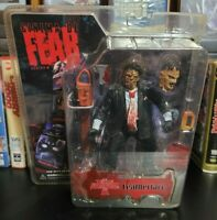 LeatherFace Figure Texas Chainsaw Massacre Part 2 Mezco Cinema of Fear Series 2