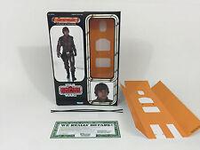 "Reemplazo Vintage Star Wars Esb 12"" prototipo Luke Skywalker: Bespin Caja +"