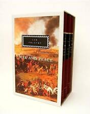 War and Peace by Leo Tolstoy (Hardback, 2009)