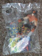 X-men Wolverine Figure Burger King non ouvert et scellée (2002)