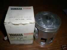 NOS Yamaha Piston 1.00 1978-1981 DT125 2A6-11638-00